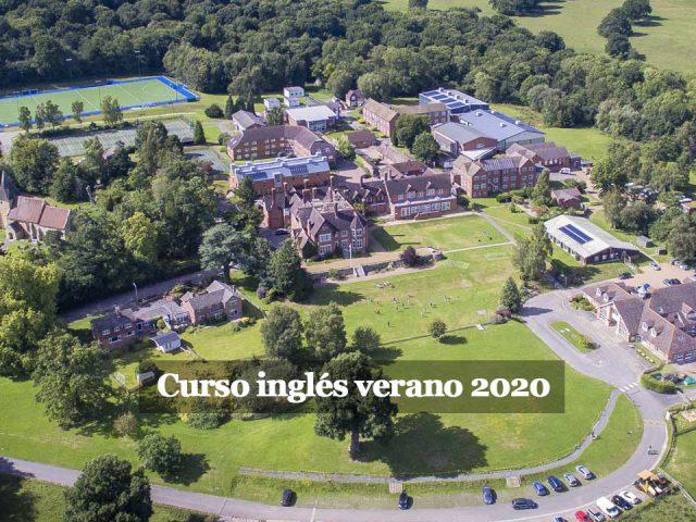 Curso de inglés en Inglaterra verano 2020