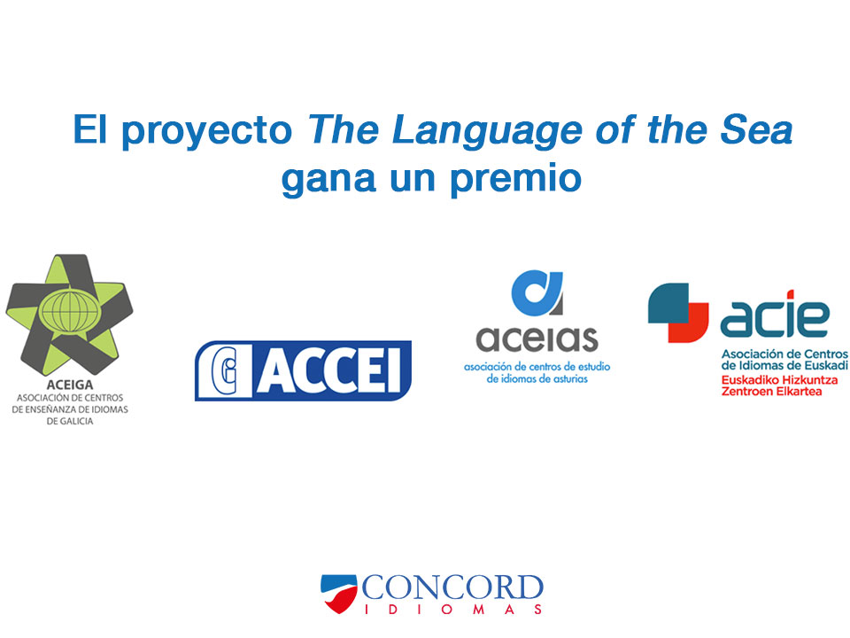 The Language of the Sea gana un premio